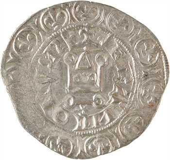 Philippe VI, gros à la couronne, 2e émission