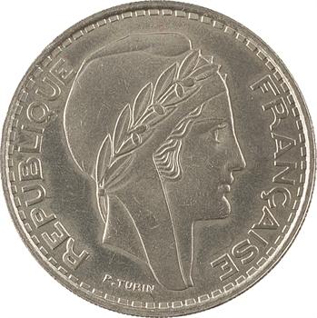 Algérie, essai de 100 francs, 1950 Paris