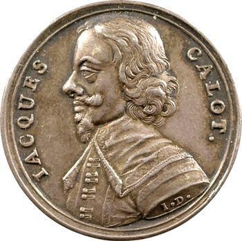 Lorraine, Jacques Callot de Nancy, par Dassier, 1635