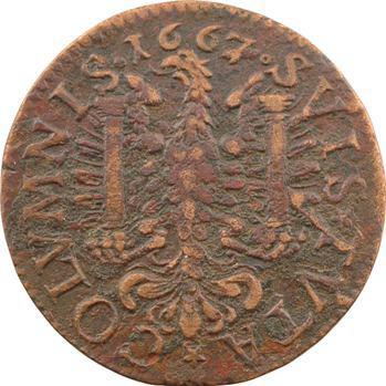 Besançon, Claude-François Duchesne, 1667
