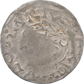 Lothaire, denier, Chinon, c.954-986