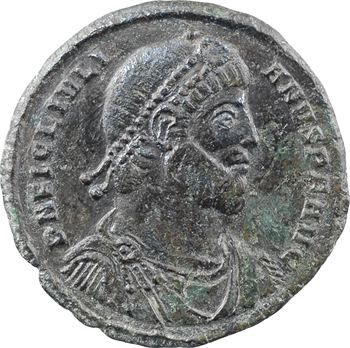 Julien II, double maiorina, Constantinople, 5e officine, 361-363