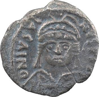 Justin II, silique, Carthage