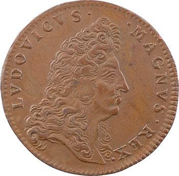 Louis XIV, victoire navale de Carthagène de Colombie, s.d