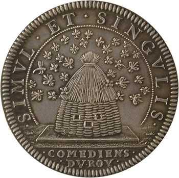 Ve République, les Comédiens du Roi Louis XIV, N° 79/500, s.d. Paris