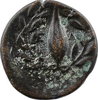 Éolide, Elaea, bronze AE10, c.300 av. J.-C
