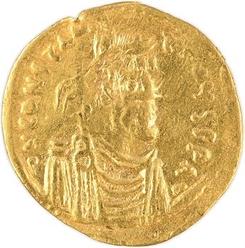 Constantin IV, semissis, Constantinople, 668-685