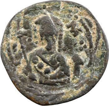 Alexis Ier, follis, Thessalonique, 1081-1118