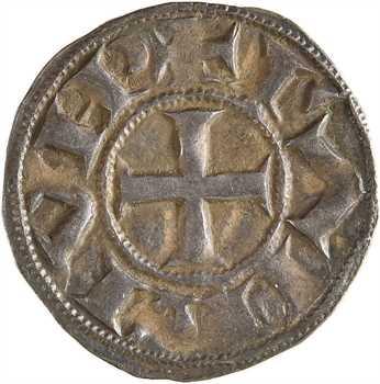 Albi (vicomté d'), Raimond-Bernard ?, denier, s.d. (XIe s.)
