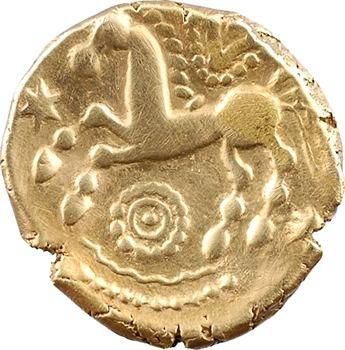 Rèmes, statère à l'œil, c.100-50 av. J.-C.