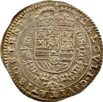 Pays-Bas méridionaux, Flandre, Ostende, jeton de la ville, 1648