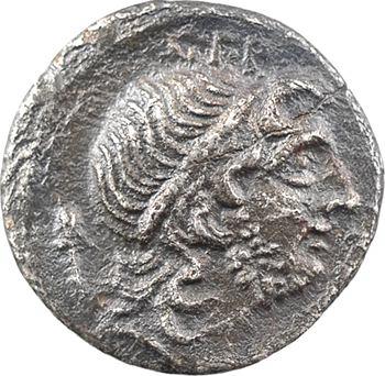Cornelia, denier, Espagne ?, 76-75 av. J.-C.