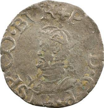 Franche-Comté, Bourgogne (comté de), Philippe II, demi-carolus, 1564 Dole