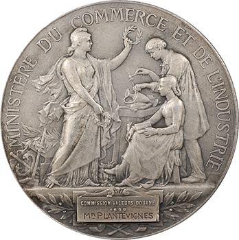 Algérie, Commission des valeurs de douane, par Borrel, 1929 Paris
