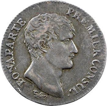 Consulat, 1 franc, An 12 Paris