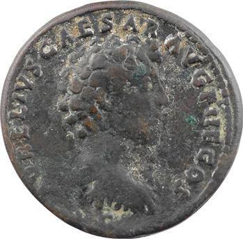 Antonin le Pieux, sesterce, Rome, 140-144