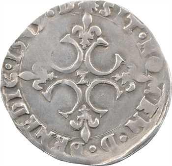 Charles IX, sol parisis du Dauphiné, 1565 Grenoble