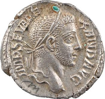 Sévère Alexandre, denier, Rome, 228-231