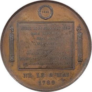 Belgique, Alexandre Gendebien, par Veyrat, 1834 Paris