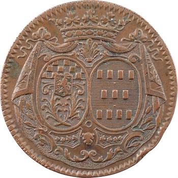 Louis XIV, Picardie, Louis-Auguste d'Albert d'Ailly, duc de Chaulnes, s.d. Paris