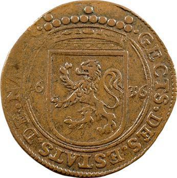 Pays-Bas méridionaux, Brabant, Namur, Claude de Lannoy, 1636