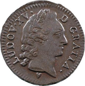 Louis XV, sol d'Aix, 1767 Aix-en-Provence