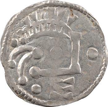 Orléanais, Blois (comté de), Anonymes (sous Thibaut III ?), denier c.1050-1080