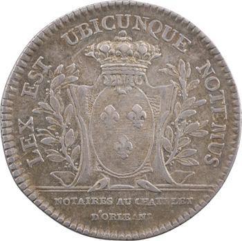 Orléanais, Louis XVI, Notaires au Chatelet d'Orléans, s.d. Paris