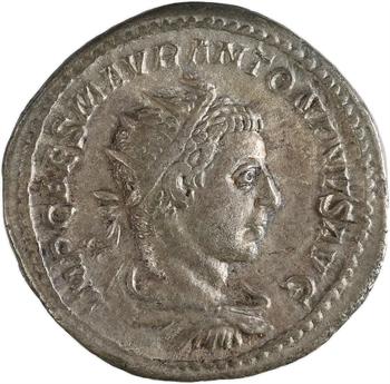 Élagabale, antoninien, Rome, 218