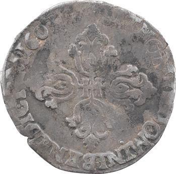 Henri IV, demi-franc, 1603 Lyon