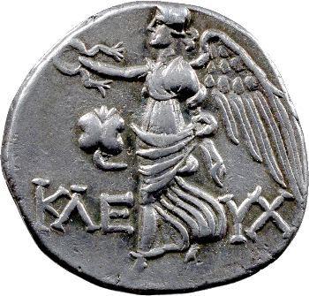 Pamphylie, tétradrachme, Sidé, 190-36 av. J.-C.