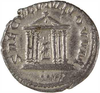 Trébonien Galle, antoninien, Antioche, 251-252