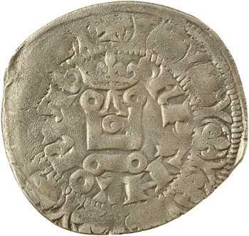 Philippe VI, gros à la couronne, 4e émission