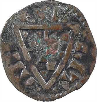 Bretagne (duché de), Jean Ier, denier, s.d