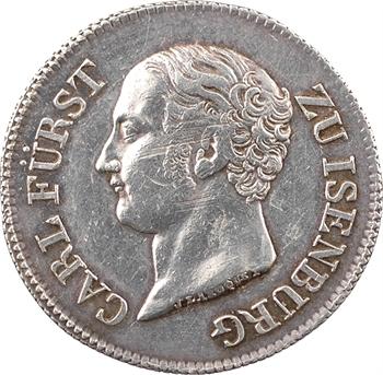 Allemagne, Isenbourg-Birstein (principauté d'), Charles Ier, ducat, 1811
