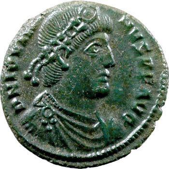 Jovien, nummus, Sirmium, 363-364