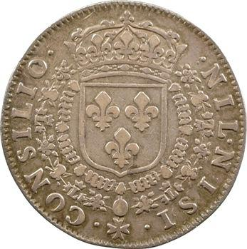 Conseil du Roi, Louis XIV, 1651