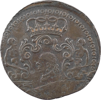Corse, 4 soldi, 1764 Murato