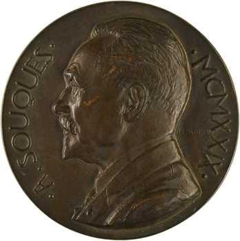 Dropsy (H.) : Hommage au Docteur Souques, 1929 Paris (Canale)
