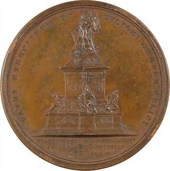 Louis XIV, inauguration de la statue de la Place des Victoires à Paris, 1686 [?] Paris