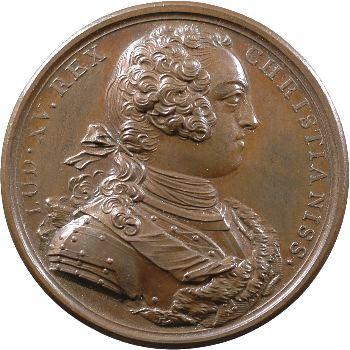 Louis XV, éducation du Dauphin, 1736