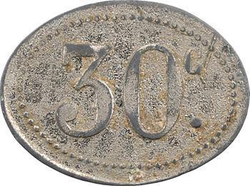 Guyane, Cayenne, F. Tanon et Cie, 30 centimes, s.d. (c.1928)