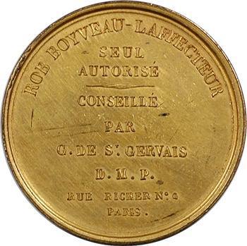 Louis-Philippe Ier, médecine, le rob Boyveau-Laffecteur (syphilis), par Montagny, s.d. (c. 1841) Paris
