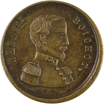 IIe République, Vivre libre ou mourir, Boichot, 1848, Paris