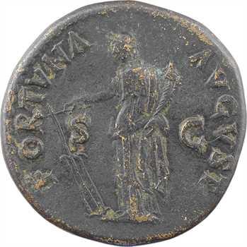 Nerva, sesterce, Rome, 97