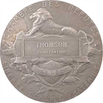 Algérie, Constantine, Chambre des Députés, Gaston Thomson, 1919 Paris