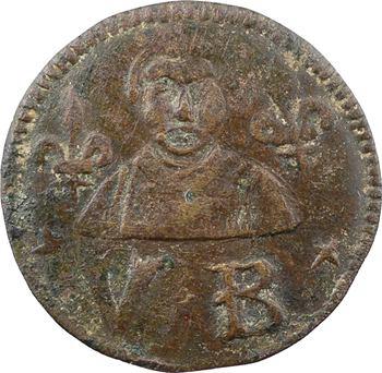 Bourges, méreau de IIII deniers, s.d