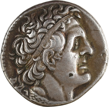 Égypte, Ptolémée Ier Soter, tétradrachme, Alexandrie, après 294 av. J.-C