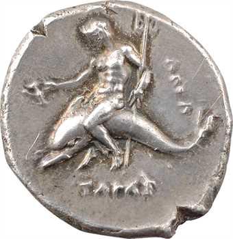 Calabre, Tarente, didrachme, c.280-272 av. J.-C