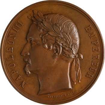 Second Empire, mariage d'Eugénie et Napoléon III, 1853 Paris